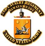 COA - 2nd Infantry Regiment