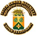 COA - 185th Armor Regiment