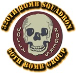 AAC - 320th bomb squadron  90th bomb group