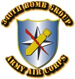 AAC - 340th Bomb Group - 12th AF