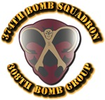 AAC - 374th Bomb Squadron_308th Bomb Group CBI  B-