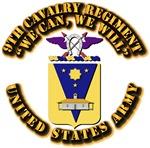 COA - 9th Cavalry Regiment
