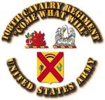 COA - 108th Cavalry Regiment