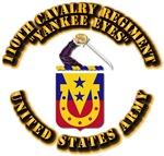 COA - 110th Cavalry Regiment