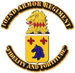COA - 102nd Armor Regiment