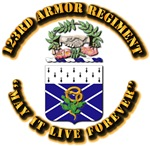 COA - 123rd Armor Regiment
