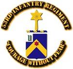 COA - 53rd Infantry Regiment
