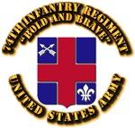 COA - 74th Infantry Regiment