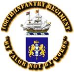 COA - 108th Infantry Regiment
