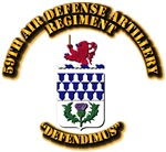 COA - 59th Air Defense Artillery Regiment