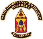 COA - 55th Air Defense Artillery Regiment