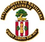 COA - 1st Air Defense Artillery Regiment