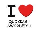 quokkas - swordfish