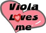 viola loves me