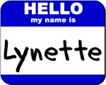 hello my name is lynette