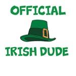 OFFICIAL IRISH DUDE