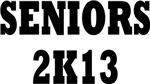 SENIORS 2K13