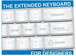 Extended Keyboard for Designers