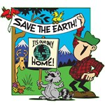 Save Our Earth! T-Shirts and Gifts