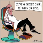Express Barber Chair