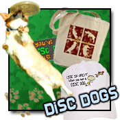 Disc Dog Merchandise