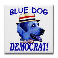 Blue Dog Democrat Stuff