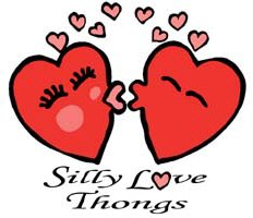 Silly Love Thongs