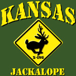 Kansas Jackalope Crossing