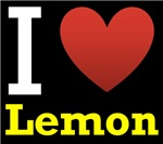 I Love Lemon Dark 2
