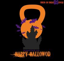 HAPPY HALLOWOD