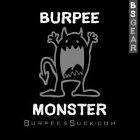 THE BURPEE MONSTER!