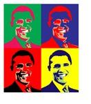 Barack Obama Pop Art