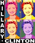 Hillary Pop Art - New
