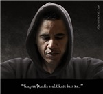 Copy of Obama-Trayvon (Dark Background)