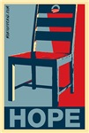Obama - Hope and a Chair