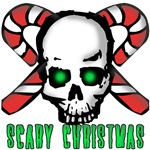 Skull & Candy Canes