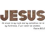Jesus - My Rock