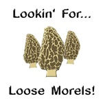 Loose Morels