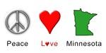 Peace Love Minnesota