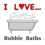 Love Bubble Baths