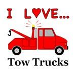I Love Tow Trucks