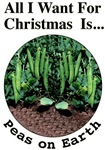 Xmas Peas on Earth