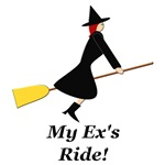 My Ex Rides a Broom