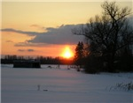 Winter Sunset 0025