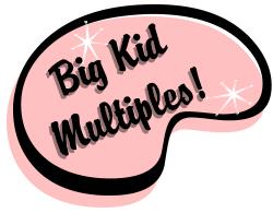 Big Kids Multiple sets!