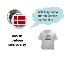 Danish Cartoon Controversy - Seven Great Designs