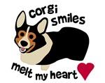 Corgi Smiles Melt My Heart - BHT
