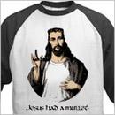JESUS HAD A MULLET