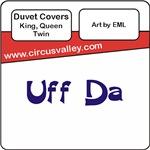 Uff Da Duvet Covers