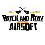 rock and roll airsoft shirts